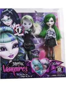 Уникальная двуликая кукла Mystixx Vampires Mystixx Vampires Day&Night (Мистикс вампир) Калани с одеждой