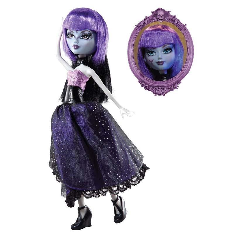 кукла мистикс гримм сива