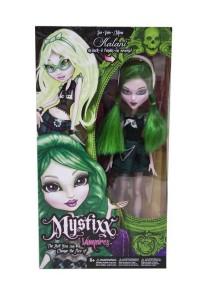 Уникальная двуликая кукла Mystixx Vampires Mystixx Vampires (Мистикс вампир) Калани