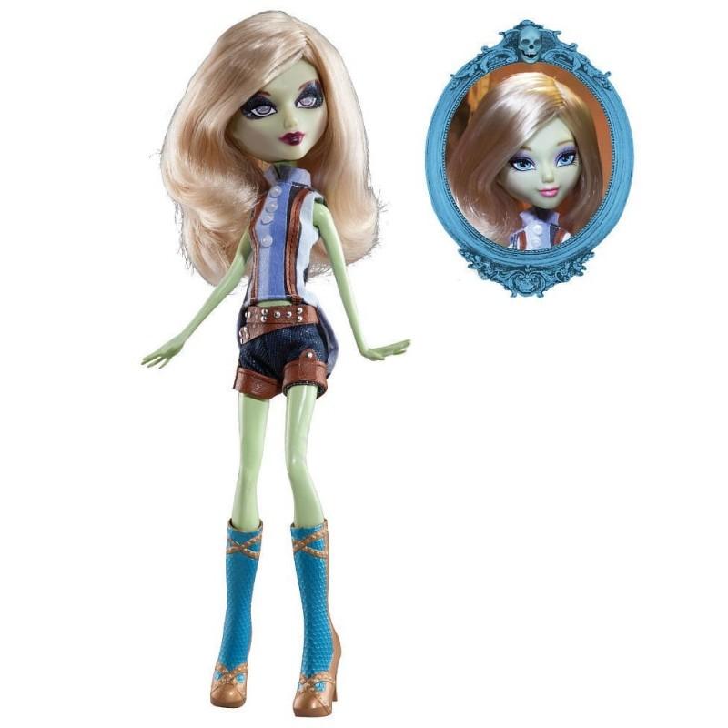 признать, кукла мистикс зомби достался