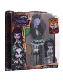 Уникальная двуликая кукла Mystixx Zombie (Мистикс зомби) Калани