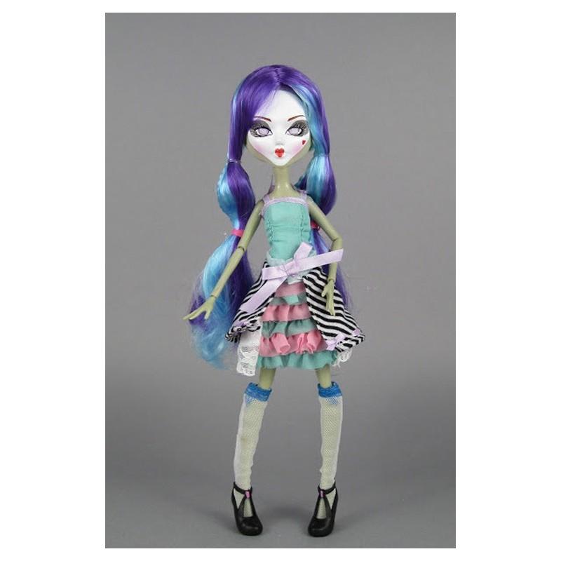 кукла мистикс зомби производятся