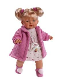 Кукла  Кэрол 33 см Llorens Juan, S.L.