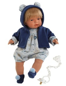 Кукла Саша 38 см Llorens Juan, S.L.