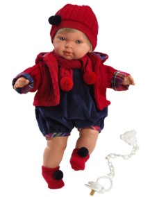 Кукла Мигуэль 42 см Llorens Juan, S.L.