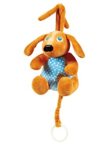 Игрушка-подвеска музыкальная OOPS Собака