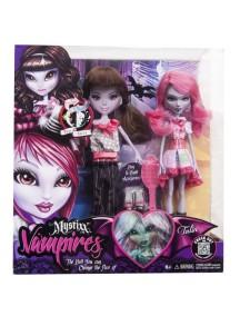 Уникальная двуликая кукла Mystixx Vampires Mystixx Vampires Day&Night (Мистикс вампир) Талин с одеждой