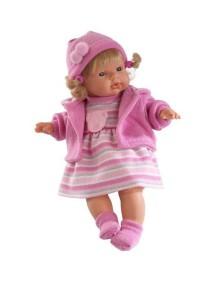 Кукла Мила 38 см Llorens Juan, S.L.