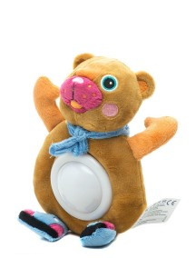 Ночник-игрушка Медвежонок Oops