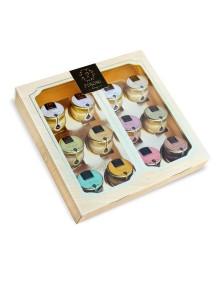Набор Коллекция вкусов 12 медов (12шт х 30мл) ПЕРОНИ PERONI HONEY