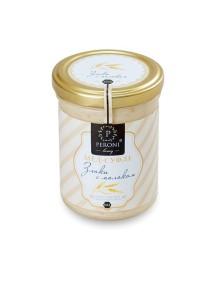 Мёд-суфле  Злаки с молоком (твист) 220 мл  ПЕРОНИ PERONI HONEY №102