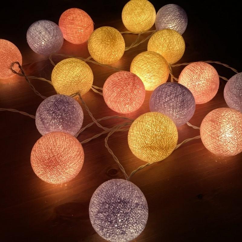 Тайские фонарики своими руками