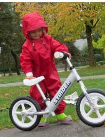 Непромокаемый комбинезон для детей 1-5 лет Мадди-Бадди от Туффо  (Muddy-Buddy Tuffo), Канада (красный)