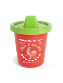 "Поильник для детей ""Шрирача""(Гамаго) / Sriracha Baby Sippy Cup Gamago"