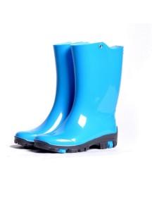 Детские резиновые сапоги Nordman RAIN, голубые