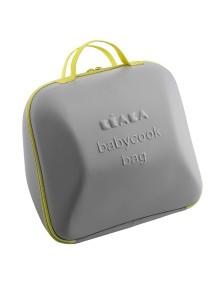 "Beaba ""Babycook Bag"" Сумка для блендера-пароварки / Grey-Yellow"