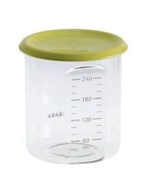 """Beaba """"Maxi Portion"""" Контейнер для хранение продуктов 240 мл , Neon"""