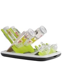 Beaba Сушка для бутылочек и сосок складная / Neon