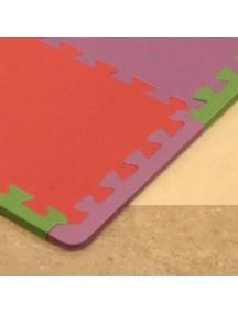 Funkids Бордюр угловой 30 см для ковриков-пазлов с шириной плиты 30 см  (12 дюймов) (набор 4 штуки)