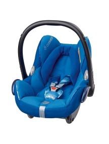 "Maxi-Cosi ""Cabrio Fix"" Автолюлька детская (автокресло-переноска), Water Color Blue"
