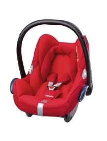 "Maxi-Cosi ""Cabrio Fix"" Автолюлька детская (автокресло-переноска), Origami Red"