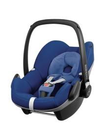 "Maxi-Cosi ""Pebble"" Автолюлька детская (автокресло-переноска), Blue Base"