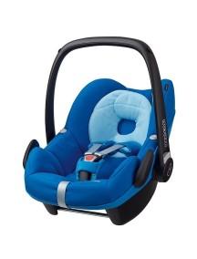 "Maxi-Cosi ""Pebble"" Автолюлька детская (автокресло-переноска), Water Color Blue"