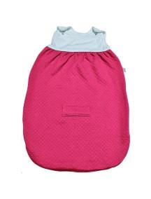 """Red Castle """"Sleep Bag TOG 0.5"""" Спальный мешок детский - легкий хлопок 0-6 мес.  / Coral"""