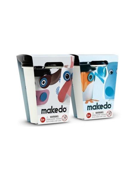 Конструктор MAKEDO CC01-901 Кап криттерс, 21 деталь