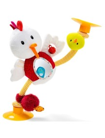 Курочка Офелия: развивающая игрушка Lilliputiens (Бельгия)