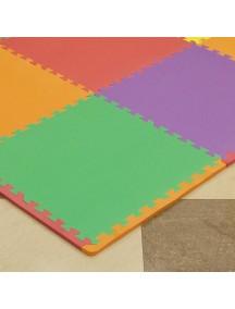 """Funkids Бордюр угловой 60 см для ковриков-пазлов с шириной плиты 60 см  (24"""" дюйма) (набор 4 штуки)"""