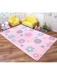 Коврик игровой детский развивающий - Цветочный сад