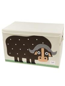 ундук для хранения игрушек 3 Sprouts Буйвол (Brown Buffalo SPR906)