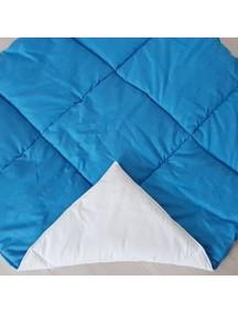 Стеганый плед для вигвама Нэви или глубокий синий, Navy или Deep Blue
