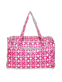 "Сумка для путешествий Жу-жу-би Старлет ""Розовые вертушки""/ JU-JU-BE Starlet pink pinwheels"