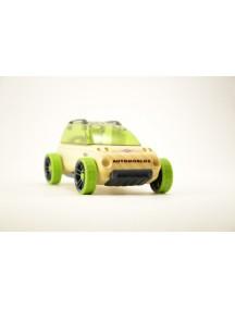 Конструктор-автомобиль X9-X Зеленый Кроссовер. Серия мини. (Automoblox minis). AUTOMOBLOX/Автомоблокс