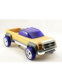 Конструктор-автомобиль Т900 Синий Грузовик. Традиционный модельный ряд. (Automoblox originals) AUTOMOBLOX/Автомоблокс