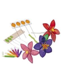 """Набор для создания """"кристальных цветов"""" SentoSpherE/Сентосфера"""