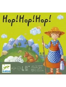 Настольная игра Hop! Hop! Hop! Djeco/Джеко