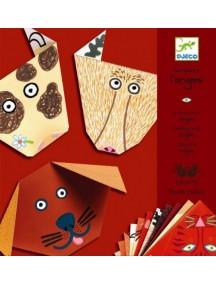 Набор для оригами Животные Djeco/Джеко