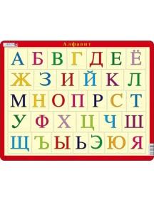 Пазл Алфавит (33 детали, рус.) LARSEN/Ларсен