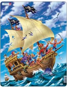 Пазл Пираты (30 деталей) LARSEN/Ларсен