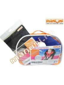 Набор подушка-путешественница + накидка-защитка / Манюни