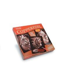 Набор гравюр  медный. Тигр,  лошадь, лев REEVES/Ривс