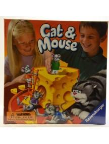 """Настольная игра """"Кот и мыши"""" Ravensburger/Равенсбургер"""