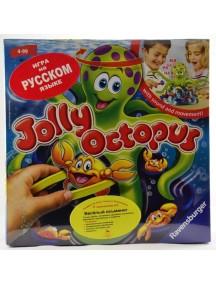 """Настольная игра """"Джолли Осьминог"""" Ravensburger/Равенсбургер"""