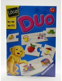 """Настольная игра """"Logo Duo"""" Ravensburger/Равенсбургер"""