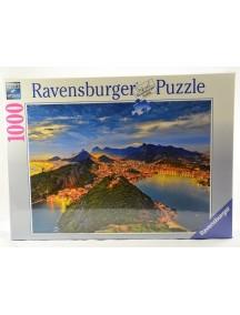 Пазл Залив Гуанабара, Рио-де-Жанейро (1000 деталей) Ravensburger/Равенсбургер