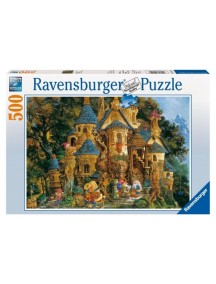 Пазл Магическая школа (500 деталей) Ravensburger/Равенсбургер