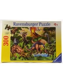 Пазл Доисторические друзья (300 деталей) Ravensburger/Равенсбургер